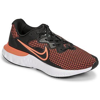 kengät Miehet Juoksukengät / Trail-kengät Nike RENEW RUN 2 Musta / Punainen