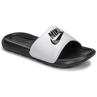 kengät Miehet Rantasandaalit Nike VICTORI BENASSI Musta / Valkoinen