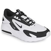 kengät Miehet Matalavartiset tennarit Nike AIR MAX BOLT Valkoinen / Musta