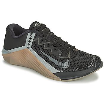 kengät Miehet Urheilukengät Nike METCON 6 Musta / Harmaa