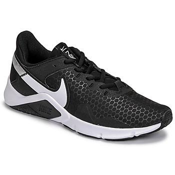 kengät Miehet Urheilukengät Nike LEGEND ESSENTIAL 2 Musta / Valkoinen