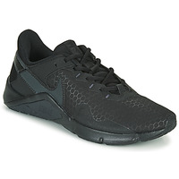 kengät Miehet Urheilukengät Nike LEGEND ESSENTIAL 2 Musta / Harmaa