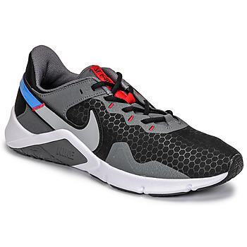 kengät Miehet Urheilukengät Nike LEGEND ESSENTIAL 2 Harmaa / Sininen