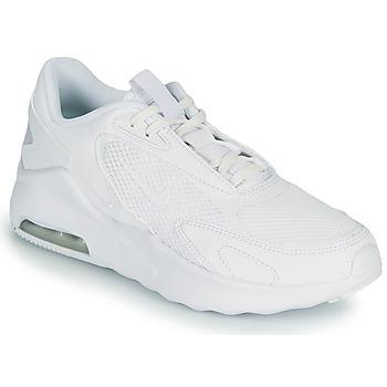 kengät Naiset Matalavartiset tennarit Nike AIR MAX MOTION 3 Valkoinen
