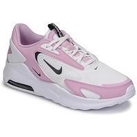 kengät Naiset Matalavartiset tennarit Nike AIR MAX MOTION 3 Valkoinen / Vaaleanpunainen