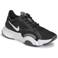 kengät Naiset Urheilukengät Nike SUPERREP GO Musta / Valkoinen