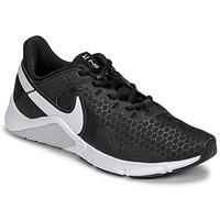 kengät Naiset Urheilukengät Nike LEGEND ESSENTIAL 2 Black / White