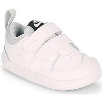 kengät Lapset Matalavartiset tennarit Nike PICO 5 TD White