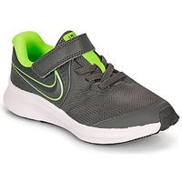 kengät Pojat Urheilukengät Nike STAR RUNNER 2 PS Harmaa / Vihreä