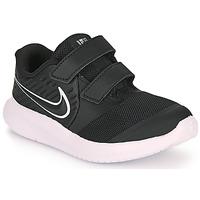 kengät Lapset Urheilukengät Nike STAR RUNNER 2 TD Black / White