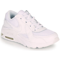 kengät Lapset Matalavartiset tennarit Nike AIR MAX EXCEE PS Valkoinen