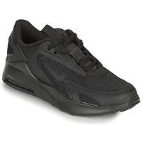 kengät Lapset Matalavartiset tennarit Nike AIR MAX BOLT GS Musta