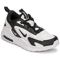 kengät Lapset Matalavartiset tennarit Nike AIR MAX BOLT PS Valkoinen / Musta