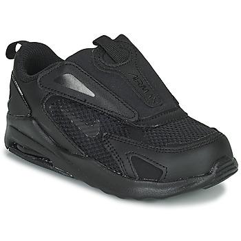 kengät Lapset Matalavartiset tennarit Nike AIR MAX BOLT TD Musta