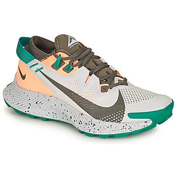 kengät Naiset Juoksukengät / Trail-kengät Nike NIKE PEGASUS TRAIL 2 Sininen / Vihreä
