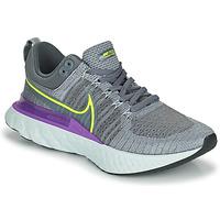 kengät Miehet Juoksukengät / Trail-kengät Nike NIKE REACT INFINITY RUN FLYKNIT 2 Harmaa