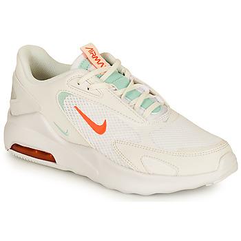 kengät Naiset Matalavartiset tennarit Nike NIKE AIR MAX MOTION 3 Valkoinen / Sininen