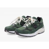 kengät Matalavartiset tennarit New Balance JJJJound x New Balence 992 Green Green - Grey