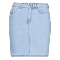 vaatteet Naiset Hame Vero Moda VMHOT SEVEN Sininen / Clair