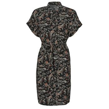 vaatteet Naiset Lyhyt mekko Vero Moda VMSIMPLY EASY Musta