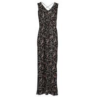 vaatteet Naiset Pitkä mekko Vero Moda VMSIMPLY EASY Musta