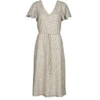 vaatteet Naiset Lyhyt mekko Vero Moda VMJOT Beige