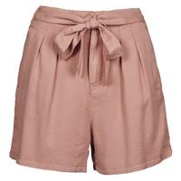 vaatteet Naiset Shortsit / Bermuda-shortsit Vero Moda VMMIA Vaaleanpunainen