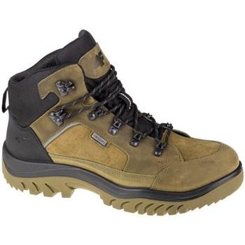 kengät Miehet Vaelluskengät 4F OBMH254 Ruskeat