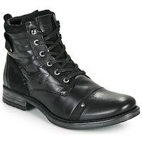 kengät Miehet Bootsit Redskins YANI Musta