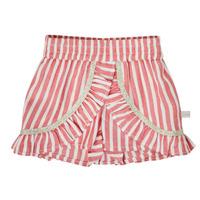 vaatteet Tytöt Shortsit / Bermuda-shortsit Ikks XS26000-35 Punainen
