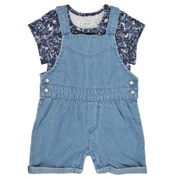 vaatteet Tytöt Jumpsuits / Haalarit Ikks XS37010-84 Sininen
