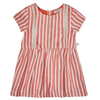vaatteet Tytöt Lyhyt mekko Ikks XS30000-35 Punainen