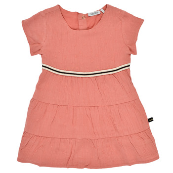 vaatteet Tytöt Lyhyt mekko Ikks XS30090-67 Oranssi