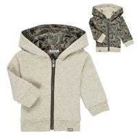 vaatteet Pojat Svetari Ikks XS17041-15 Valkoinen