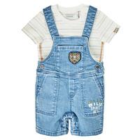vaatteet Pojat Jumpsuits / Haalarit Ikks XS37011-84 Sininen