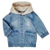 vaatteet Pojat Pusakka Ikks XS40021-84 Sininen