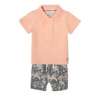 vaatteet Pojat Kokonaisuus Ikks XS37001-77 Monivärinen