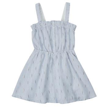 vaatteet Tytöt Lyhyt mekko Ikks XS31022-48-C Sininen