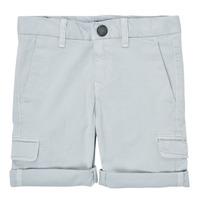 vaatteet Pojat Shortsit / Bermuda-shortsit Ikks XS25023-40-C Sininen
