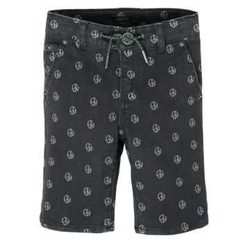 vaatteet Pojat Shortsit / Bermuda-shortsit Ikks XS25063-02-C Musta