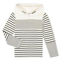 vaatteet Pojat T-paidat pitkillä hihoilla Ikks XS10083-11-C Monivärinen