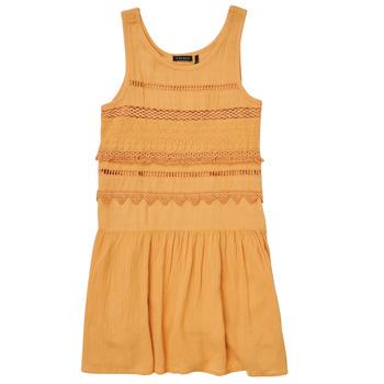vaatteet Tytöt Lyhyt mekko Ikks XS31012-74-J Oranssi