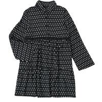 vaatteet Tytöt Lyhyt mekko Ikks XS30002-02-J Musta