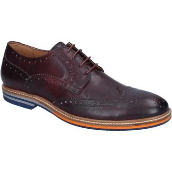 kengät Miehet Derby-kengät & Herrainkengät Herman & Sons Classiche Pelle Bordeaux