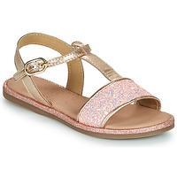 kengät Tytöt Sandaalit ja avokkaat Mod'8 PAILLETTA Vaaleanpunainen