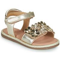 kengät Tytöt Sandaalit ja avokkaat Mod'8 PARLOTTE Kulta