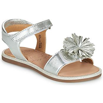 kengät Tytöt Sandaalit ja avokkaat Mod'8 PAXILLA Hopea