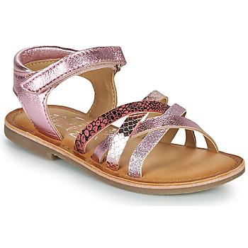 kengät Tytöt Sandaalit ja avokkaat Mod'8 CANILA Vaaleanpunainen