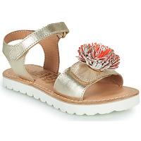 kengät Tytöt Sandaalit ja avokkaat Mod'8 JELLINE Kulta / Koralli