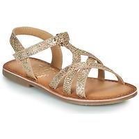 kengät Tytöt Sandaalit ja avokkaat Mod'8 CANISA Kulta